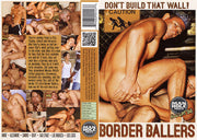 Border Ballers Man Hole - Gay Sealed DVD
