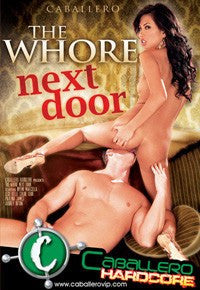 The Whore Next Door - DVD