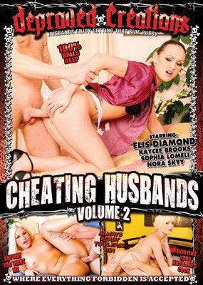 Cheating Husbands #2 - Depraved Creations Adult XXX DVD