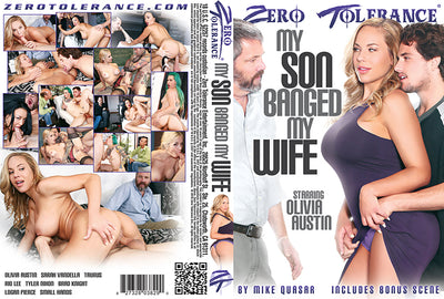 My Son Banged My Wife #1 - Zero Tolerance Sealed DVD