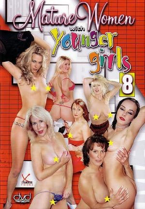 Mature Women with Young Girls #8 Legend DVD