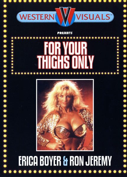 For your Thighs Only - Western Visuals Classic DVD