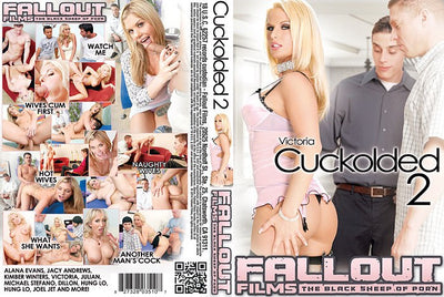 Cuckolded #2 - Fallout Sealed DVD