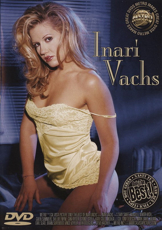Only The Best of Inari Vachs Cal Vista Adult Adult XXX DVD