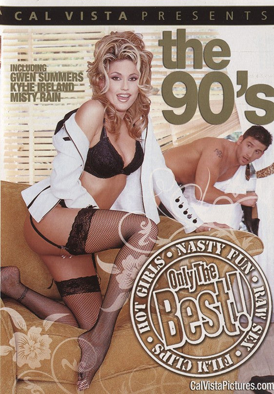 Only The Best of the 90s Cal Vista Adult DVD