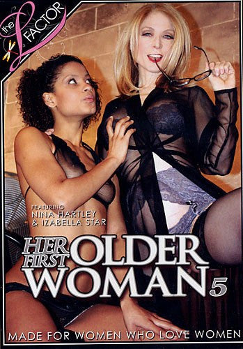 Her First Older Woman #5 - L Factor - DVD