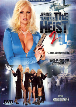 The Heist #2  Starring Hannah Harper - Digital Download