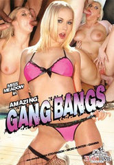 Amazing Gangbangs - 10 Hour DVD