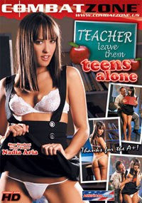 Teacher Leave Them Teens Alone - Combat Zone DVD in Sleeve