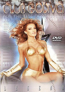 Club Godiva Legend DVD