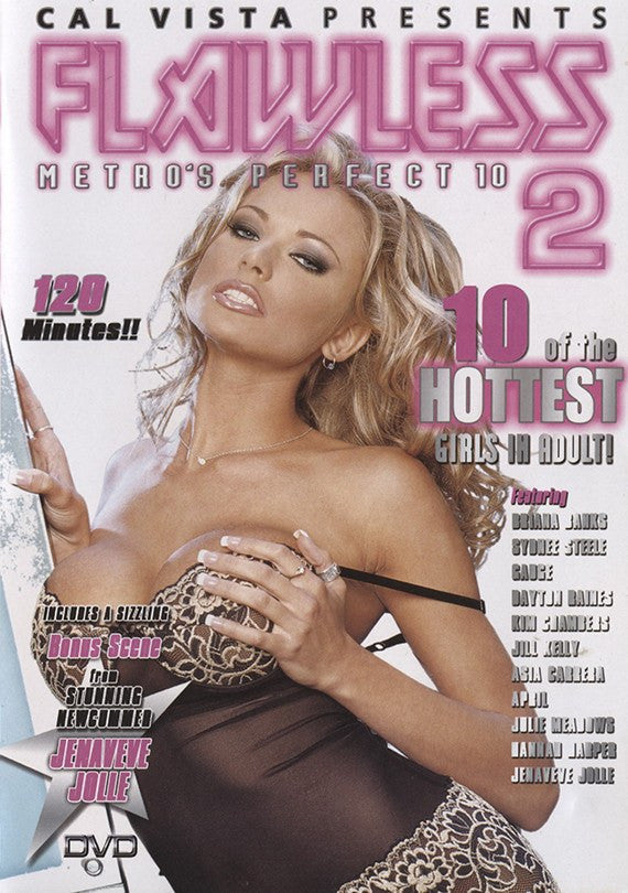 Flawless #2 (briana banks) Cal Vista Sealed DVD