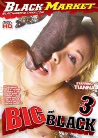 Big and Black #3- Black Market Sealed DVD