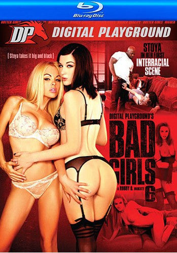 Bad Girls #6 (jesse jane) Blu Ray Digital Playground Adult XXX DVD