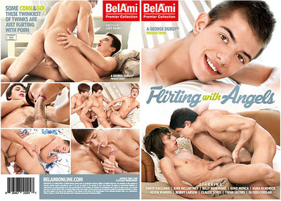 Flirting with Angels #1  - BelAmi Gay Sealed DVD