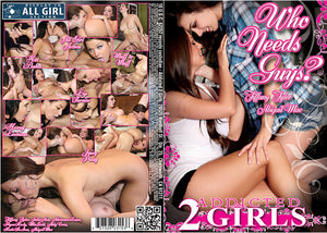 Who Needs Guys? Addicted to Girls - Lesbian Sealed DVD
