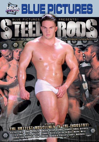 Steel Rods - Blue Productions Gay DVD