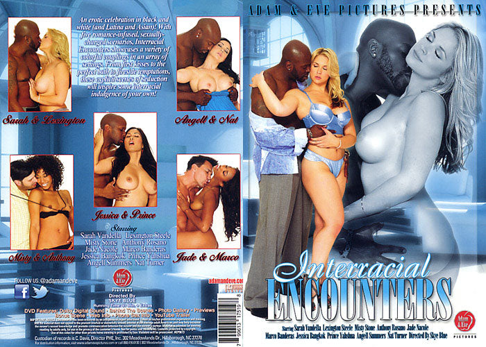 Interracial Encounters - Adam & Eve Sealed DVD