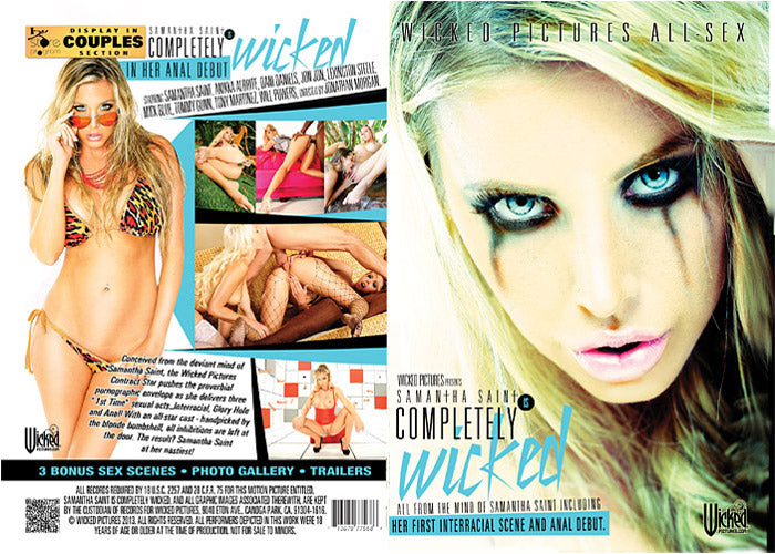 Completely Wicked - Wicked Sealed DVD
