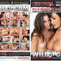 Wild on Cam #4 - Cherry Pimps New Sealed DVD