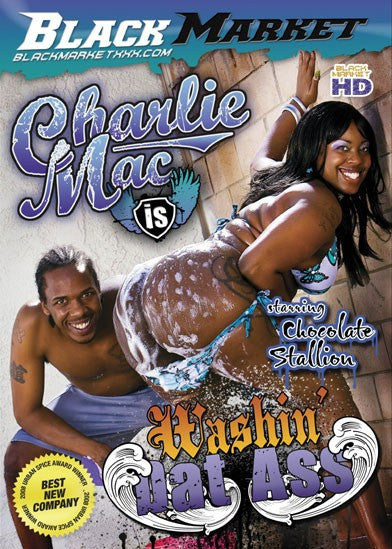 Charlie Mac is Washin Dat Ass - Black Market Sealed DVD