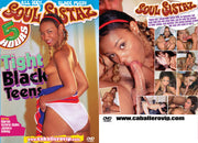 Tight Black Teens Fatina 5 Hour 2000s Classic DVD in Sleeve