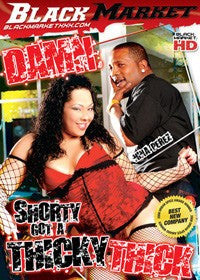 Damn Shorty Got a Thicky Thick - Black Market Sealed DVD