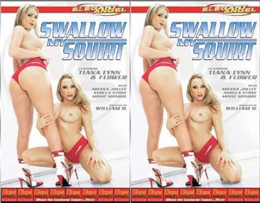 Swallow My Squirt 1 Elegant Angel Sealed DVD