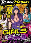 Girls in There Hood- Black Market Sealed DVD