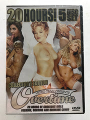 Overtime #1 Video Team 20 hour, 4 DVD New Sealed Set