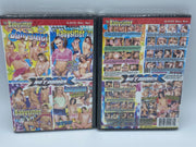 The Babysitter 21,23,19,24 Notorious Sealed 4 DVD Set