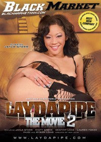 Laydapipe The Movie #2 - Black Market Sealed DVD