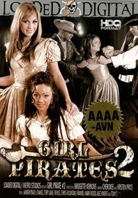 Girl Pirates #2 - Loaded Digital Adult XXX Sealed DVD