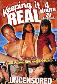 Keeping it Real Uncensored 4 hour DVD