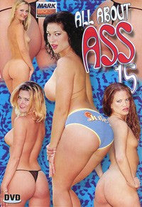 All About Ass #15 - All Anal DVD