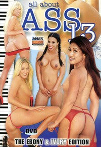 All About Ass #13 - All Anal DVD
