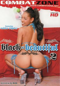 Black Iz Beautiful #2 - Combat Zone - DVD in Sleeve