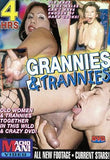 Grannies and Trannies 4 Hour DVD