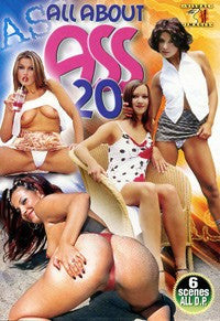All About Ass #20 - All Anal DVD