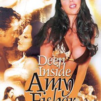 Deep Inside Amy Fisher - Sealed DVD - Lisa Ann