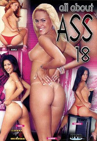 All About Ass #18 - All Anal DVD