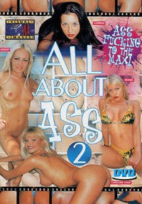 All About Ass #2 - All Anal DVD