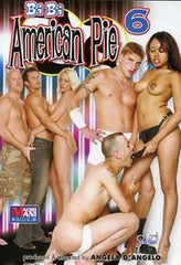 Bi Bi American Pie #6, 8 & 9  Bisexual 3 DVD Set