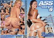 Ass for Days #9 - Diabolic Sealed 2013 DVD