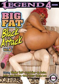 Big Fat Black Attack #2 - 4 Hour DVD In Sleeve