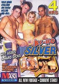 Bi Ho Silver 4 Hour Bisexual DVD In Sleeve