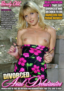 Divorced Anal Debutantes - 4 Hour Barely Old DVD in Sleeve