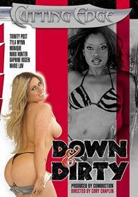 Down and Dirty #1 - Cutting Edge DVD in White Sleeve