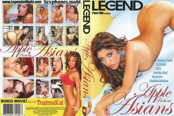 Apple Bottom Asians - Legend Digital Download