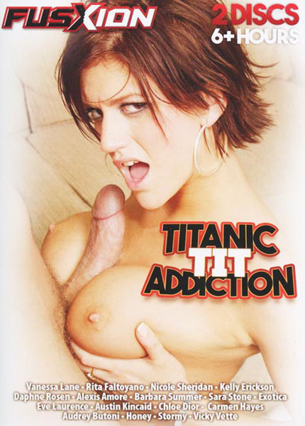 Titanic Tit Addiction 6 Hours Fusxion 2 Sealed DVD Set