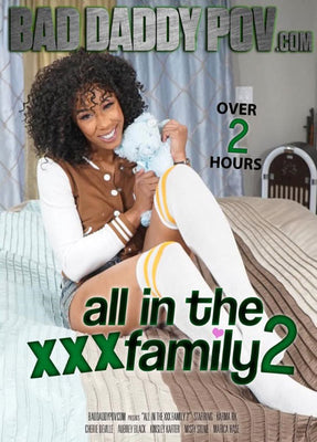 All In The XXX Family 2 Bad Daddy POV Sealed DVD